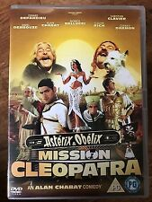 Gerard Depardieu ASTERIX AND OBELIX MISSION CLEOPATRA ~ 2002 French Film UK DVD