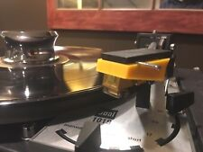 Best Audio TK-12 Cartridge Holder - Dual 1019 Turntable and More in Yellow