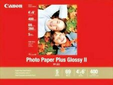 Canon Photo Paper Plus Glossy II, PP-201, 4 x 6 Inches, 400 Sheets (2311B031)