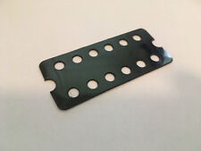 GRETSCH Filtertron Pickup plastic cover plate NOS for coils parts project