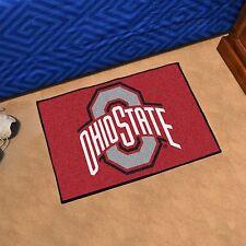"Ohio State Buckeyes 19"" X 30"" Starter Area Rug Mat"