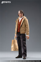MTOYS 1/6 The Joker Arthur Fleck Joaquin Casual Action Figure Model Set Collect