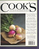 Cooks Illustrated Magazine March April 2016  Issue Number 139