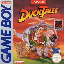 Nintendo GameBoy Spiel - Duck Tales 1 / DuckTales 1 Modul
