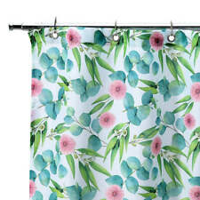 Native Shower Curtain Floral print  Polyester Bathroom Decor Shower Curtain R1.