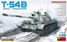 MINIART 1:35 KIT CARRO ARMATO T-54B EARLY PRODUCTION    ART 37011
