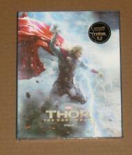 Thor The Dark World KimchiDVD Kimchi Lenticular Blu Ray Steelbook Sealed New