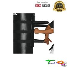 Wing Chun Dummy Personal Trainer Sport Gym Mate Punching Bag Spring Attachmate