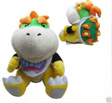 Super Mario Bros Bowser Jr. Junior Stuffed Plush Figure Doll Toy Cute Kids toy
