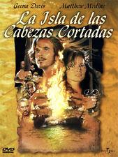 La Isla De Las Cabezas Cortadas - Corsari DVD Edizione Estera Audio In Italiano