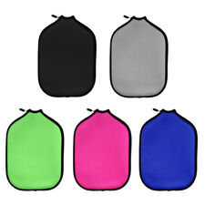 Set 5 Neoprene Pickleball Paddle Cover Case - Protect Your Paddle / Racket
