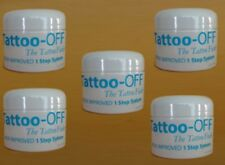 New Tattoo-Off Tattoo Off Removal System 5 Month Supply