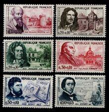 PIPOLES de 1960, Neufs * = Cote 21 €  / Lot Timbres France 1257 à 1262