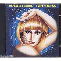 RAFFAELLA CARRA' - I miei successi - CD 1988 NEAR MINT CONDITION