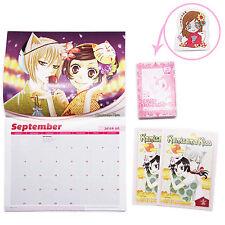 KAMISAMA KISS HAJIMEMASHITA Candy Toy w/ Shojo Beat Calendar Promo Flyer AX 2015