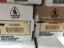 New Pair Set Of Tokico HP HU2645 Strut Rear Shocks for VW Jetta Rabbit Scirocco