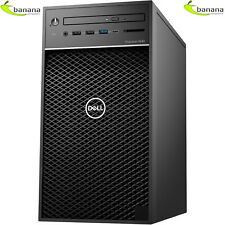 Dell Precision 3640,Intel i7-10700,16GB DDR4,256GB SSD,2x 1TB,8GB RTX 4000,550W