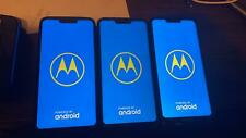 Lot of 3 Motorola Moto G7 Power Marine Blue 32GB  (T-Mobile) Very good condition