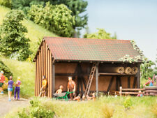 Noch 66711 gauge H0, Wood Barn # NEW original packaging ##