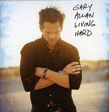 Gary Allan - Living Hard [New CD]