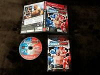 WWE SmackDown VS Raw 2007 Sony PlayStation 2, PS2 Complete W/Manual!