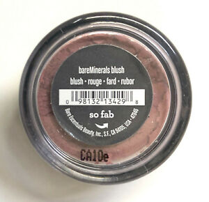 bareMinerals Loose Power Blush Eye Color - So Fab