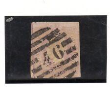 Portugal Sello nº 24 con obliteración nº 46 año 1866-7 (BM-762)