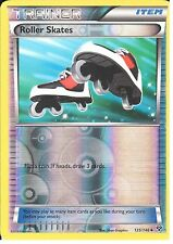 POKEMON XY - TRAINER - ROLLER SKATES 125/146 REV HOLO
