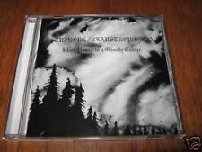 STRIBORG / CLAUSTROPHOBIA CD 500X xasthur sunn o)))