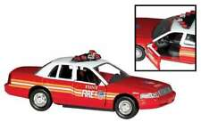 FDNY New York City Fire Chief Ford Crown Victoria 1/43 Scale Mint on Card