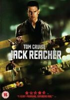 Jack Reacher DVD Tom Cruise Rosamund Pike FREEPOST VGC