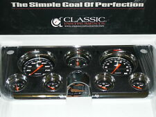 1967-72 Chevy Truck Classic Instruments Gauge Panel CT67VSB Velocity Series c10