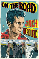 On the Road by Jack Kerouac Paperback book FREE SHIPPING