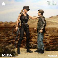NECA - Terminator 2 Sarah & John Connor 2 Pack [IN STOCK] • NEW & OFFICIAL •