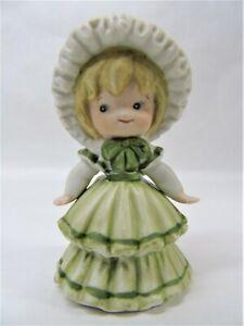 Vintage Lefton Irish Girl Figurine x250