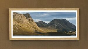 Scotland Mountain Landscape Photography Print Sustainable Fine Art Bamboo Paper
