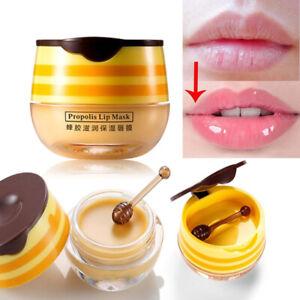 Remove Dead Skin Lip Moisturizing Lip Mask Balm Propolis Essence Honey Lip Balm