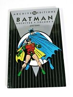 BATMAN ARCHIVES Vol 6 - NEW Sealed DC Hardcover! Golden Age! Joker! Catwoman!