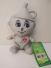 "NWT 2019 The Wizard of Oz Silver Tin Man 6"" Soft Stuffed Toy"