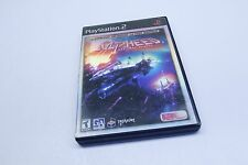 Silpheed The Lost Planet Playstation 2 PS2 TESTED FAST FREE US SHIPPING