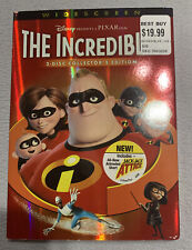 The Incredibles (Widescreen Two-Dis 00006000 c Collector's Edition) - Dvd - Brand New Rare