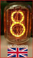 More details for  in-12a or in-12b nixie tube, unused, tested, uk stock