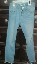 Blue Jeans Crazy 8 Brand Girls Size 8