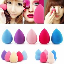 8pcs Lot Set Makeup Foundation Sponge Blender Puff Flawless Powder Smooth Beauty