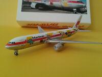 "MARTINAIR ""Fox Kids"" B-767-31AER PH-MCL ""Koningin Beatrix""   1:400 scale"