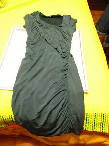 Vestito elegante Donna - marca Oltre - tg. S - colore Verde