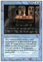 4 Steal Artifact - LP - Revised - mtg - x4 4x