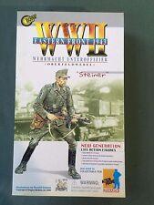 """Dragon 1/6 Scale 12"""" WWII German Wehrmacht Unteroffizier Oberfeldwebel Steiner"""