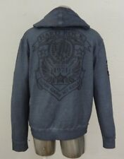 Hard Rock heart of hard rock by Laura Be your game my rules men's hoodie XL new