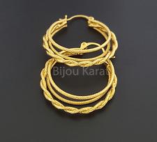 Wunderschöne Ohrstecker Perlen Ohrringe Ohrschmuck Earrings Küpe Gold//Rose Rosa